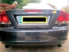 Rear parking sensors (Mobile)