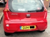 4 eye rear parking sensors