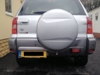 Parking sensors fitted using our mobile service