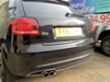 Rear parking sensors (mobile install)