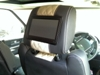 Headrest monitors