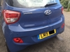 4 rear eye colour coded parking sensors