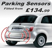 Parking Sensors Fitting Service